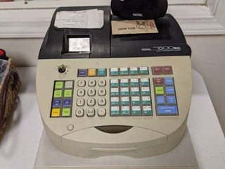 Royal Alpha 600SC Cash Management System