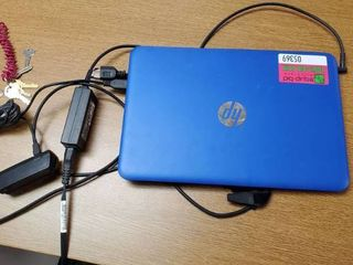 HP laptop With Card Reader