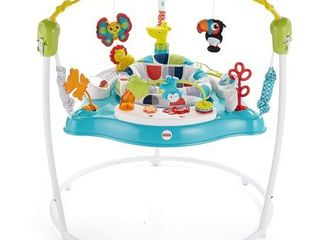 Fisher Price Color Climbers Jumperoo Home Baby Toy Activity Entertaining Bouncer