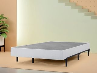 Spa Sensations by Zinus 9  Easy Assembly Smart Box Spring  Queen