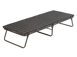 Coleman Camping Cot with Sleeping Pad   ComfortSmart Folding Cot with Mattress Pad