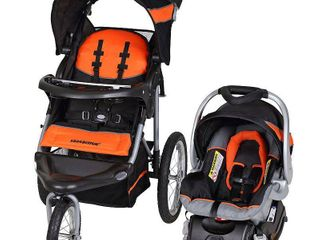 Baby Trend Expedition Jogger Travel System  Orange