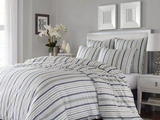 Porch   Den Claude 3 piece Cotton Comforter Set  Retail 99 98