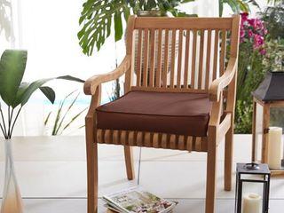 Sunbrella Indoor  Outdoor 20 inch Chair Cushion lot of 3   Retail 99 99