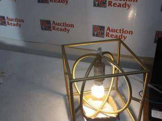 Emeli 1 light Gold Swag Pendant   Plug In