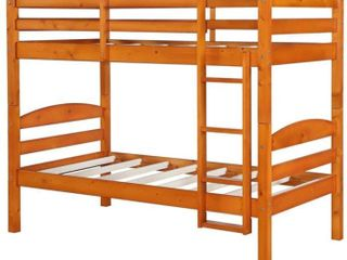 Twin Bunk Bed Hardware is Open and Spread throughout box  Instructions seem to be missing  So we dont know if all pieces are present