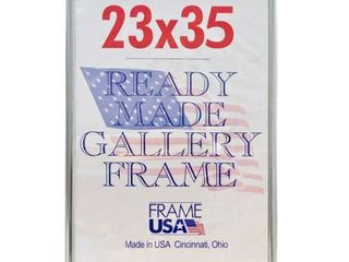Deluxe 23 x 35 Posterframe