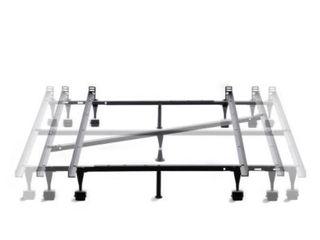 Adjustable Steel Bed Frame Universal Size