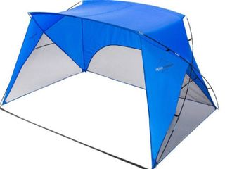 Blue Beach Tent SunShelter large