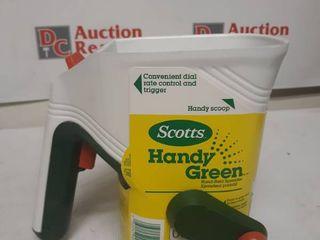 Hand Held Broadcast Seed Spreader