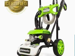 Greenworks 1800 PSI 1 1 GPM Cold Water Electric Pressure Washer