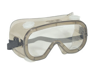 SAS Safety 5109 Chemical Splash Goggles