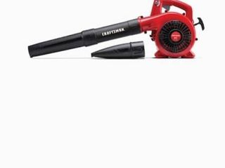 CRAFTSMAN B210 25 cc 2 Cycle 200 MPH 430 CFM Handheld Gas leaf Blower
