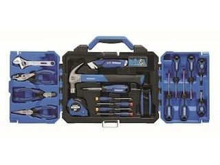 Kobalt 121 Piece Household Tool Set with Folding Case