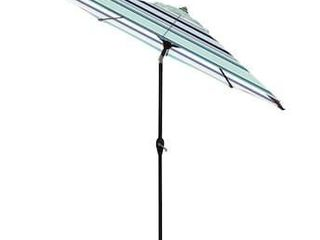 PATIO umbrella Brown