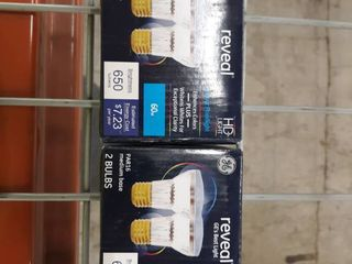 4ge Reveal Hd 60w Par16 long life Indoor Flood light standard Medium Base
