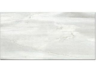 Style Selections Chique Gris 12 in x 24 in Glazed Porcelain Marble look Floor Tile