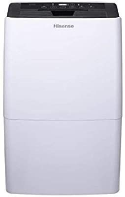 Hisense 70 Pint Dehumidifier Dh 7019kp1wg With A Built In Pump