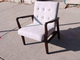 light Gray Chair 26w x 22l x 31H