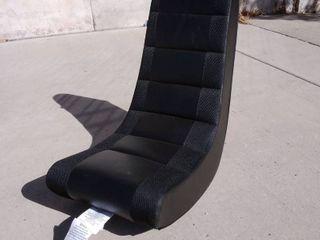 Black Gaming Chair 16w x 22l x 28H