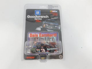 Collectible Goodwrench Service Plus Dale Earnhardt Stock Car
