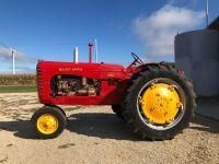 2020 Fall Harvest Antique Tractor Auction - Tractors - Day 2