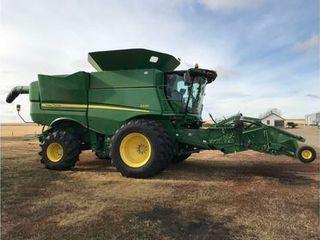 Gramms Farm Equipment Auction