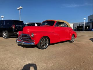 1947 Chevy Street Rod Convertible