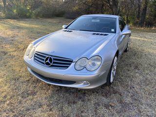 2005 Mercedes Benz Sl 500