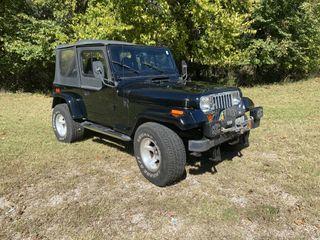 1987 Jeep Wrangler    NO RESERVE