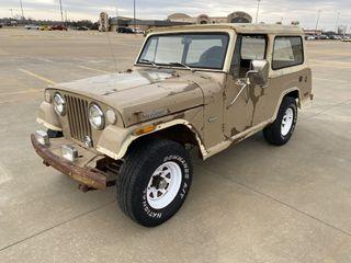 1971 Jeep Commando NO RESERVE