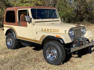 1983 Jeep laredo CJ7