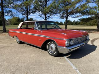 1962 Ford Galaxie 500 Xl NO RESERVE