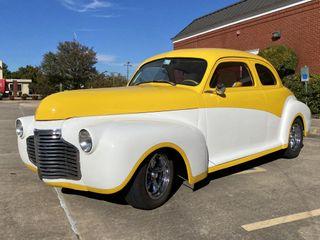 1941 Chevy Custom Coupe