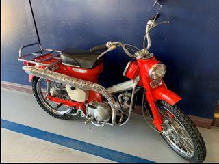 1964 Honda CT 200 Trail 90