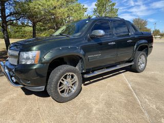 2013 Chevy Avalanche 4x4
