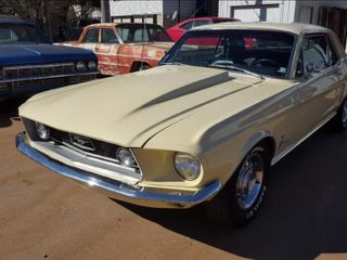 1968 Ford Mustang NO RESERVE