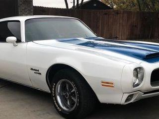 1970 Pontiac Firebird Formula