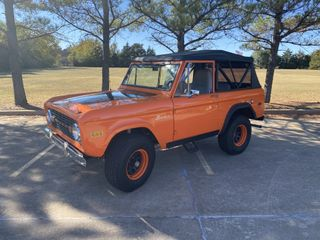 1973 Ford Bronco 4x4