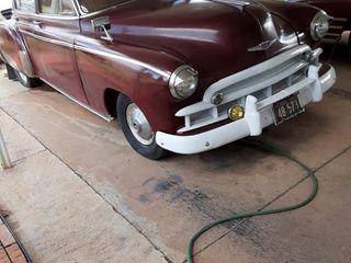 1949 Chevy Delivery Sedan