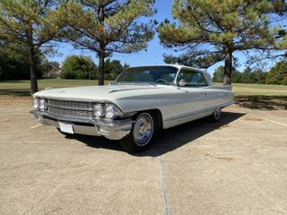 1962 Cadillac Coupe Deville NO RESERVE