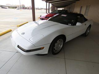 1992 Chevy Corvette