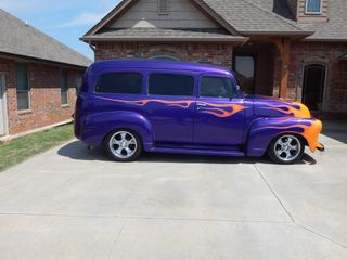 1949 Chevy Suburban Custom