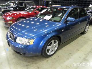 2004 Audi A4 AWD