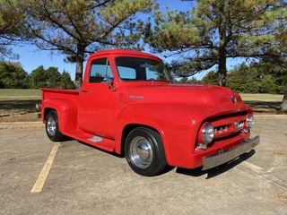 1953 Ford F 100   NO RESERVE