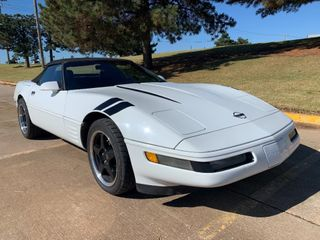 1993 Chevy Corvette 40th Anniversary
