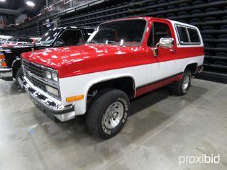 1990 Chevy K Blazer