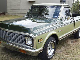 1971 Chevy Cheyenne SWB