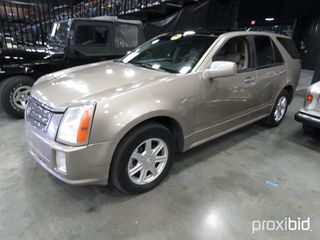 1999 Cadillac SRX