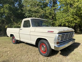 1967 Ford F100 SWB  NO RESERVE